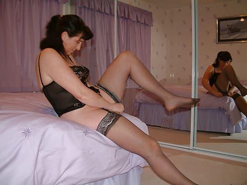Femme mature dominatrice cherche homme soumis
